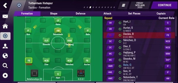 Football Manager 2021 Screenshot 3