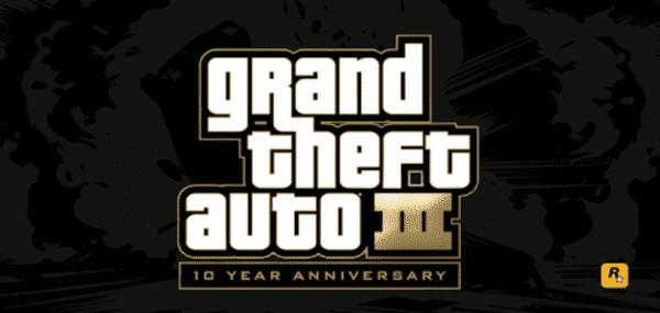 GTA 3 Logo