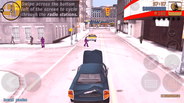 GTA 3 Screenshot 1