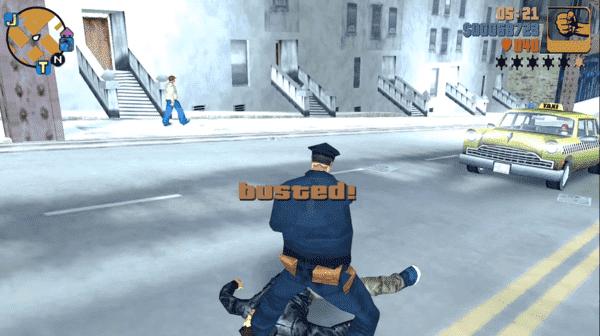 GTA 3 Screenshot 4