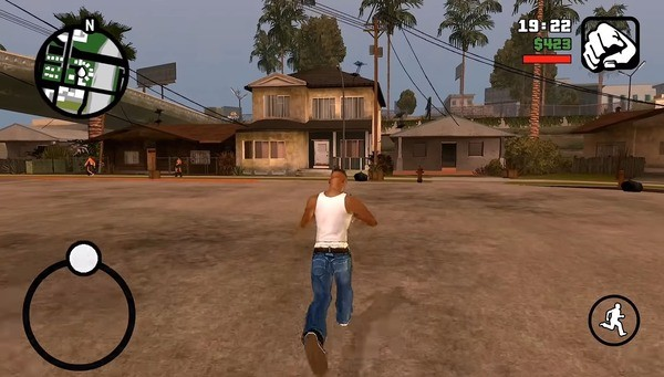 GTA San Andreas Screenshot 1