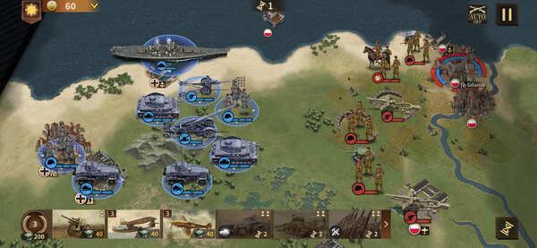 Glory of Generals 3 Screenshot 1
