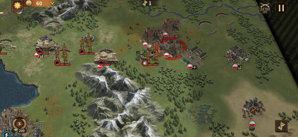 Glory of Generals 3 Screenshot 2