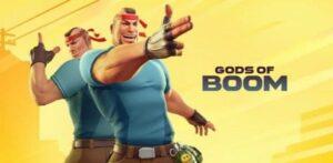 Gods of Boom Logo