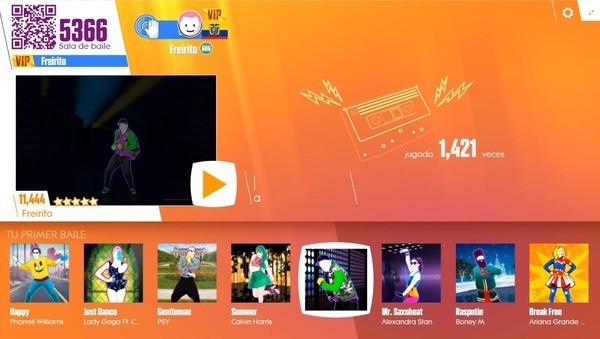 Just Dance Now Screenshot 1