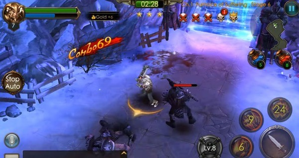 Legacy of Discord Screenshot 1