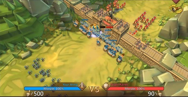 Lords Mobile Kingdom Wars Screenshot 2