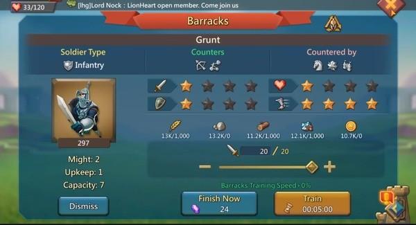 Lords Mobile Kingdom Wars Screenshot 3