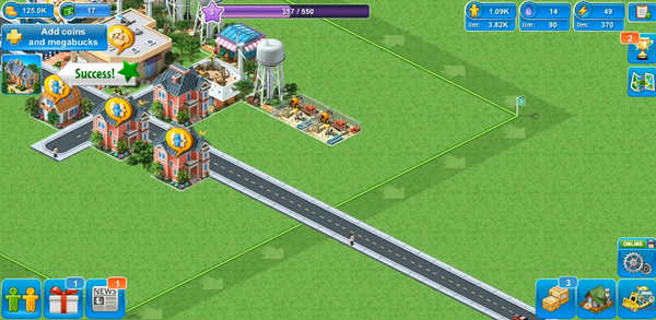 Megapolis Screenshot 1