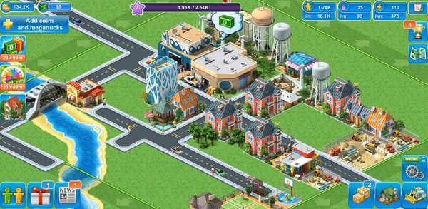 Megapolis Screenshot 3