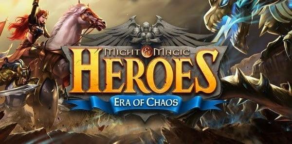 Might and Magic Era of Chaos Logo