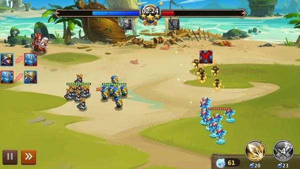 Might and Magic Era of Chaos Screenshot 1