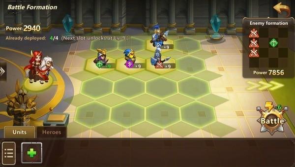 Might and Magic Era of Chaos Screenshot 3
