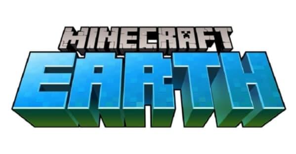 Minecraft Earth Logo