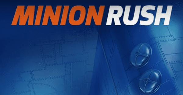 Minion Rush Logo