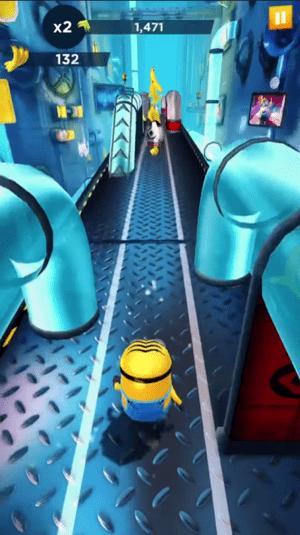 Minion Rush Screenshot 1