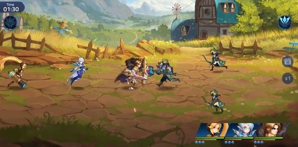 Mobile Legends Adventure Screenshot 1