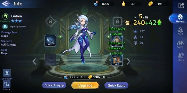 Mobile Legends Adventure Screenshot 2
