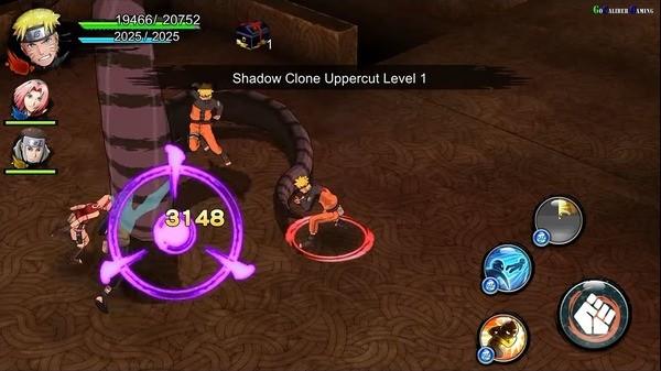 Naruto x Boruto Ninja Voltage Screenshot 1