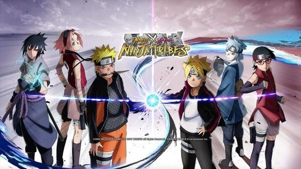 Naruto x Boruto Ninja Voltage Logo