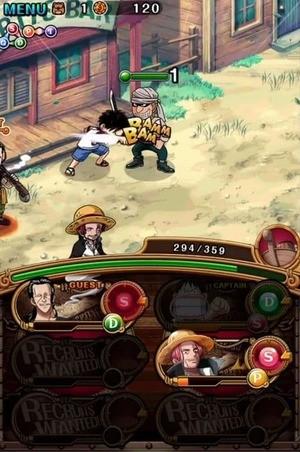 One Piece Treasure Cruise Screenshot 1