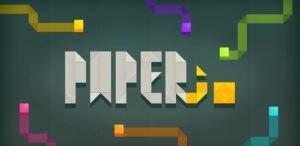 Paper.io 3D Logo