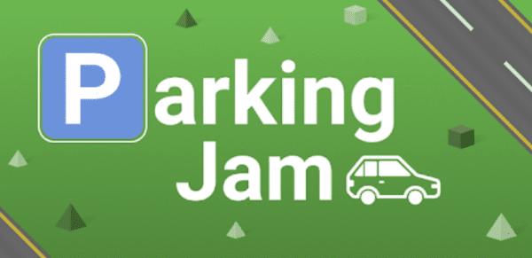 Parking Jam 3D Logo