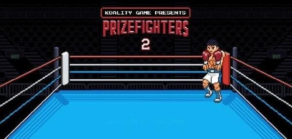 Prizefighters 2 Logo