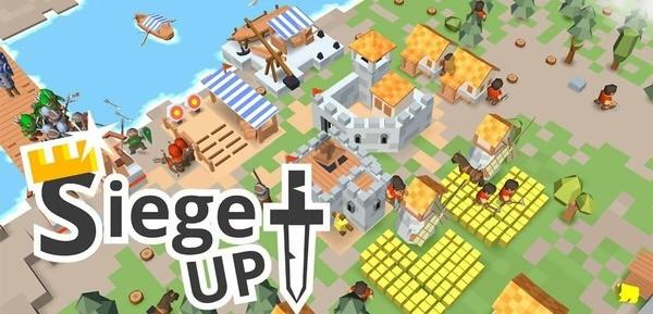 RTS Siege Up! Logo