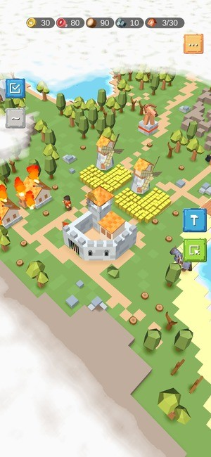 RTS Siege Up! Screenshot 1