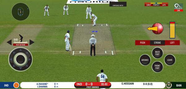 Real Cricket 20 Screenshot 3