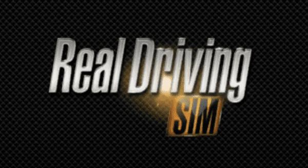 Real Driving Sim Logo