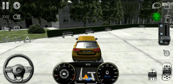 Real Driving Sim Screenshot 1