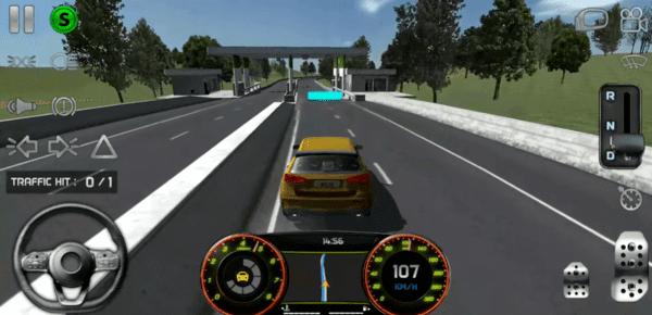 Real Driving Sim Screenshot 2