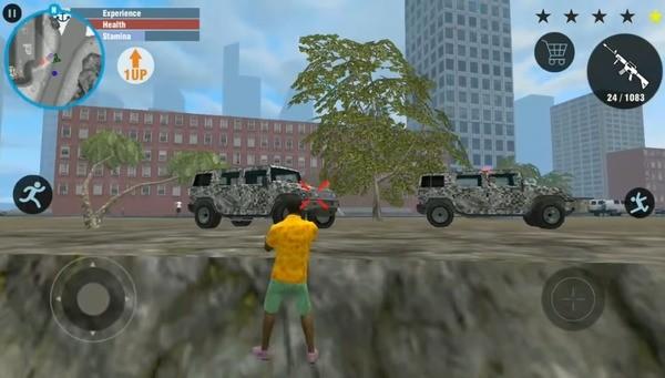 Real Gangster Crime Screenshot 2