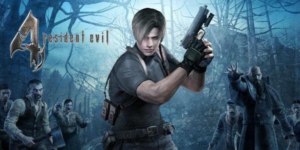 Resident Evil 4 Logo