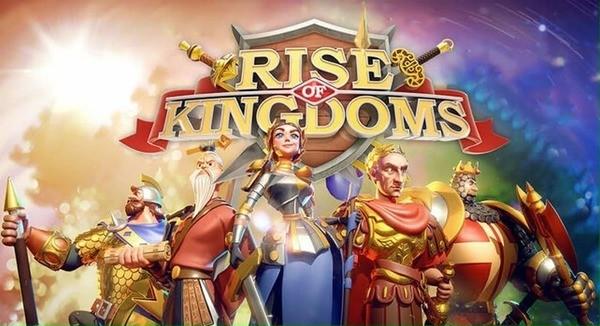 Rise of Kingdoms Lost Crusade Logo