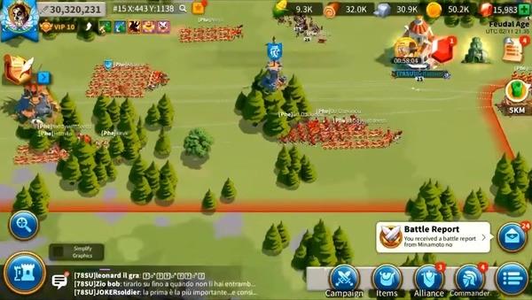 Rise of Kingdoms Lost Crusade Screenshot 2