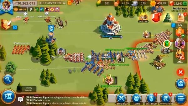 Rise of Kingdoms Lost Crusade Screenshot 3