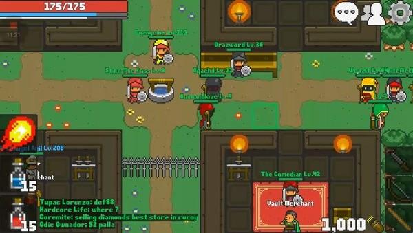 Rucoy Online Screenshot 2