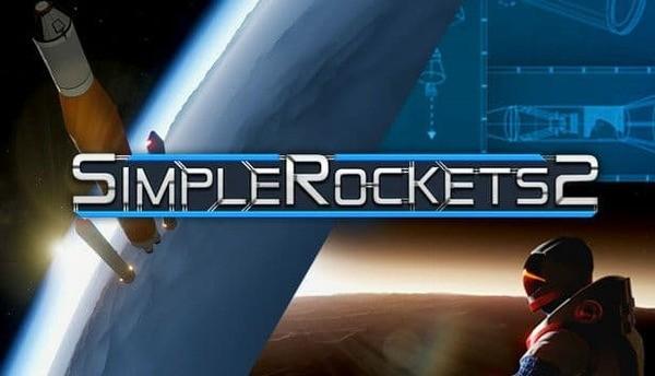 SimpleRockets 2 Logo