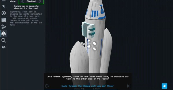 SimpleRockets 2 Screenshot 1