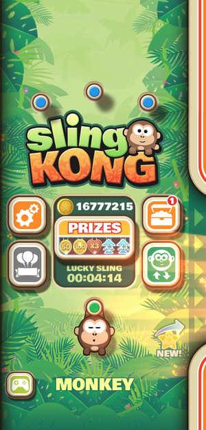 Sling Kong Mod