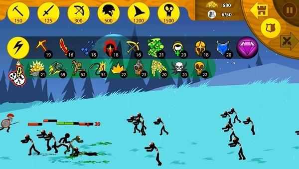 Stick War Legacy Screenshot 1