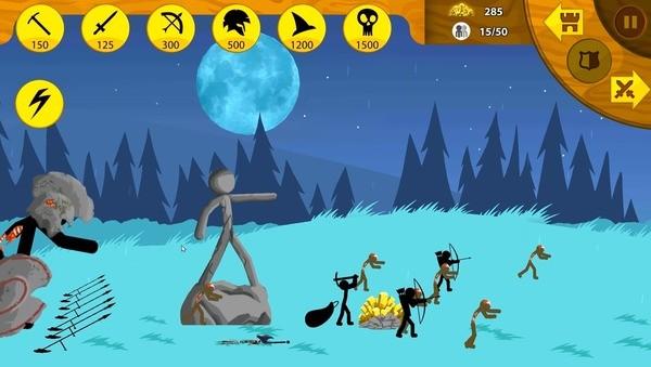 Stick War Legacy Screenshot 2