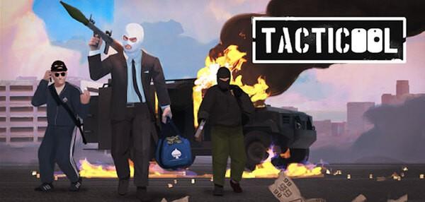 Tacticool Logo