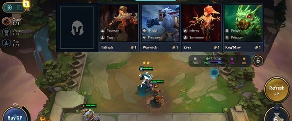 Teamfight Tactics Screenshot 1