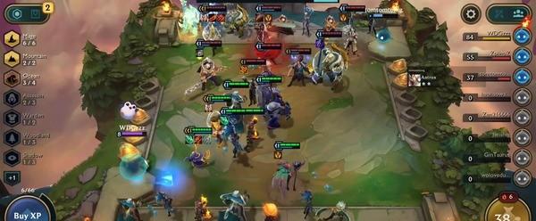 Teamfight Tactics Screenshot 2