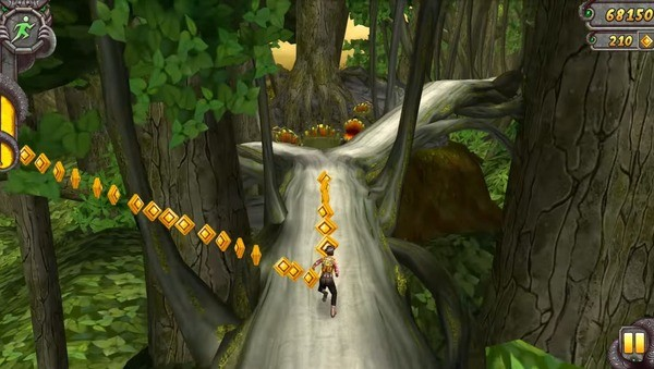 Temple Run 2 screenshot 2