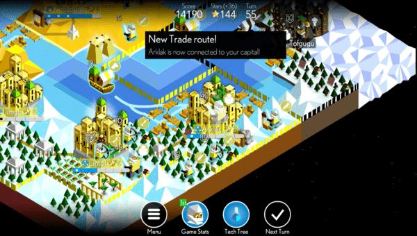 The Battle of Polytopia Screenshot 3